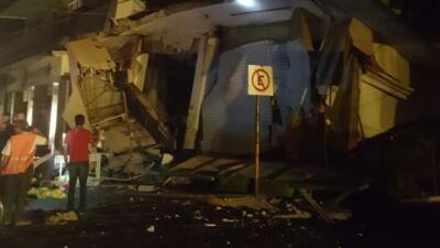 Aumenta a 58 el número de muertos tras el terremoto más fuerte que ha sentido México en un siglo