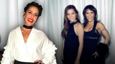A diferencia de Frida Sofía y su mamá, Stephanie Salas presume tener muy buena relación con sus hijas