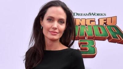 Angelina Jolie está en terapia familiar con los niños
