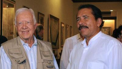 Carter Center sends team to Nicaragua to offer help in dialogue
