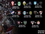 Conmebol da a conocer los horarios y fechas de los octavos de final de la Libertadores