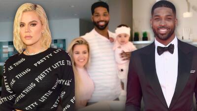 Khloé Kardashian confiesa que Tristan Thompson trató de besarla antes del cumpleaños de su hija