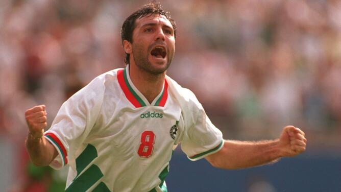 El baúl de los recuerdos: El partidazo entre México y Bulgaria en el Mundial de 1994