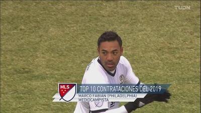 Las 10 mejores contrataciones de la MLS en el 2019