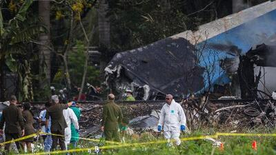 ¿Qué pudo generar el accidente del avión comercial que se estrelló tras despegar del aeropuerto de La Habana, Cuba?