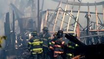 Hallan muerto al bombero desaparecido tras un incendio en un hogar de ancianos en Nueva York
