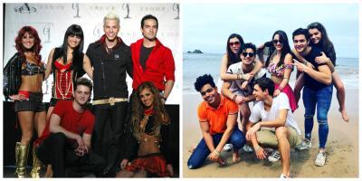 Ellos son los integrantes de 'Like, la leyenda', la telenovela que busca enterrar a 'Rebelde'