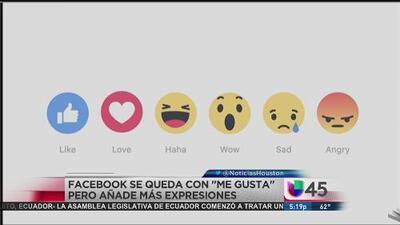 """La expresión """"Me Gusta"""" de Facebook ya tiene acompañantes"""