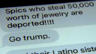 'Spics', la ofensa racista que recibió una adolescente hispana en San Francisco