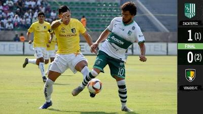 Zacatepec gana pero Venados de Mérida avanza a Semifinales del Ascenso MX