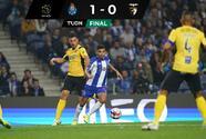 Porto vence al Portimonense con Tecatito y se trepa a la cima