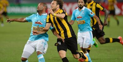 Sporting Cristal y Peñarol firman el empate en su debut en Libertadores