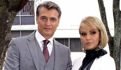 Juan Soler y Daniela Castro juntos de nuevo en 'Me declaro culpable'