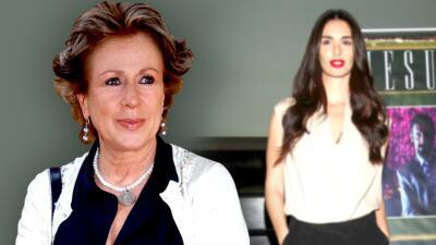 """""""A la predilecta que era yo, no se me llamó"""": Laura Zapata está molesta por cómo eligieron a Catalina Creel"""