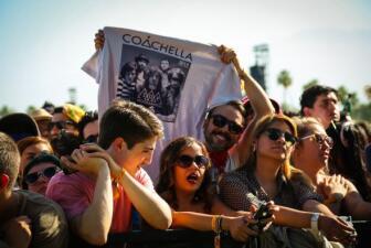 Zoé llevo el Planeta Rock a Coachella