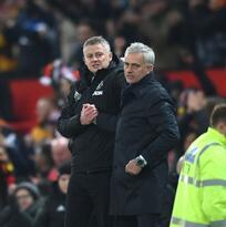Solskjaer consuela a Mourinho tras ganarle en Old Trafford