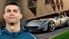 Cristiano Ronaldo paga $2 millones por un carro ¿sin techo ni parabrisas?