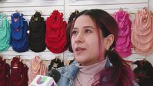 De maestra a emprendedora: esta latina se reinventó por la pandemia y ahora tiene un local de ropa para mascotas