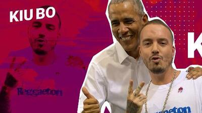 J Balvin entra a la política y recibe el apoyo de Obama
