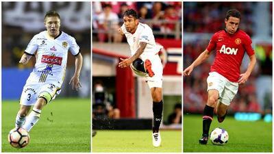 Los fichajes extranjeros más destacados que han llegado a la Liga MX para el Clausura 2018