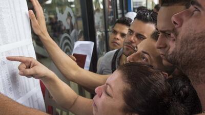 Cubanos en Panamá: separados de su sueño por los 835 dólares de un boleto
