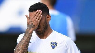 """Carlos Tevez: """"Nos están obligando a jugar"""""""