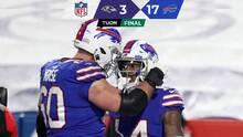 Bills cortan las alas a Ravens y se instalan en la Final de la AFC