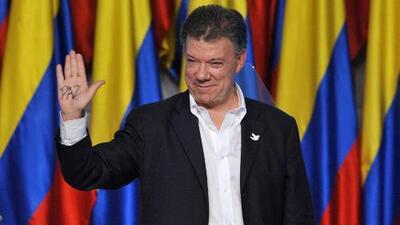 Juan Manuel Santos continuará en la presidencia de Colombia