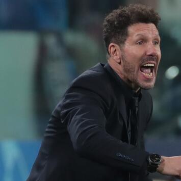 """Simeone, tras la derrota ante la Juve: """"Merecíamos más"""""""