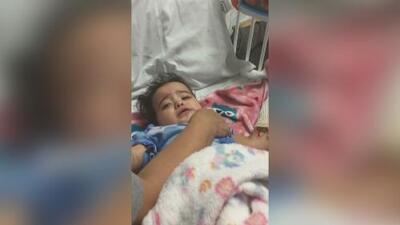 Una supuesta negligencia médica le deformó el brazo a una bebé y el daño podría ser irremediable