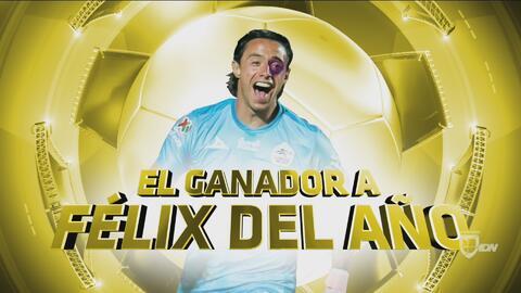 Antonio Rodríguez, el ganador a Félix del año