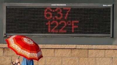 Llega una nueva ola de calor al sur de California