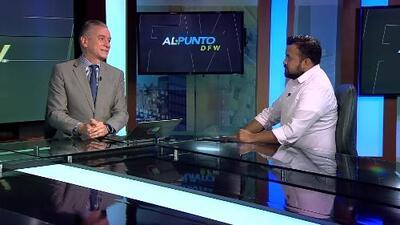 Al Punto DFW: Ramiro Luna