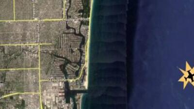 Continúa búsqueda de supervivientes avioneta que se estrelló en costa Florida