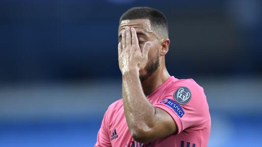Real Madrid no apresurará regreso de Eden Hazard