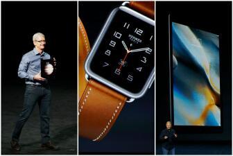 Así fue la presentación de las novedades de Apple