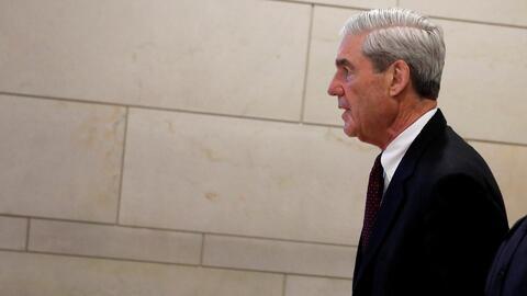 Exigen que se haga público el reporte de Robert Muller sobre la injerencia rusa en las elecciones de EEUU