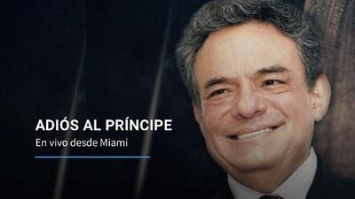 ¿Cómo ver el funeral de José José por TV, internet o en tu celular este domingo?