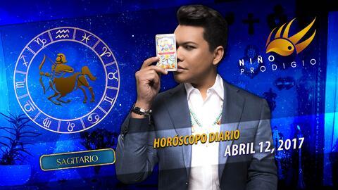Niño Prodigio - Sagitario 12 de abril 2017