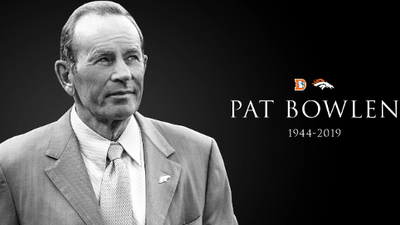 Falleció el dueño de los Broncos de Denver, Pat Bowlen
