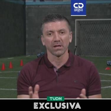 Héctor Mancilla piensa que Rayados llega como favorito al Clásico Regio