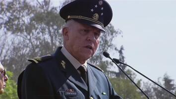 Controversia en México por exoneración al general Salvador Cienfuegos por lavado de dinero y narcotráfico