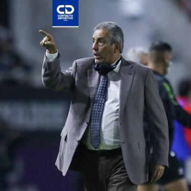 Tomás Boy, tranquilo por el esfuerzo de Mazatlán ante Chivas