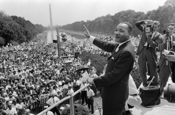 10 canciones para recordar a Martin Luther King y su lucha civil