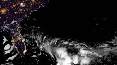 Posible tormenta tropical tocaría Florida en las próximas 48 horas