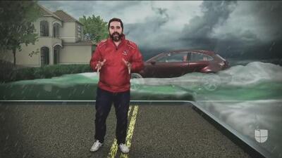 El peligro de un huracán