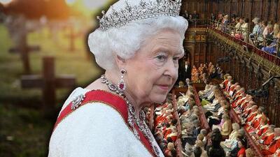 La reina Isabel II no ha muerto, pero los ministros británicos ya ensayan para su funeral