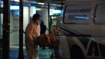 Ola de violencia en Monterrey deja nueve muertos