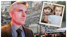 El dolor de Ramiro Fumazoni por ver a su pequeño hijo en terapia