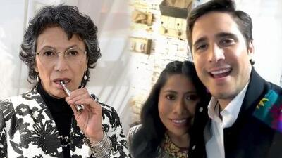 Yalitza Aparicio y Diego Boneta anuncian sorpresa (pese a lo que opine Patricia Reyes Spíndola sobre la oaxaqueña)